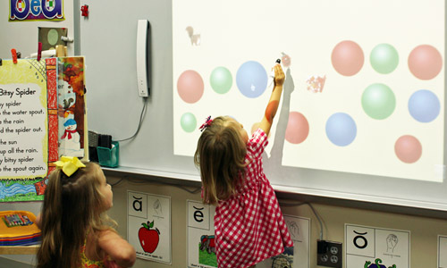 early childhood technology solutions