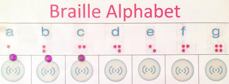 smartpen assistive technology textile markers