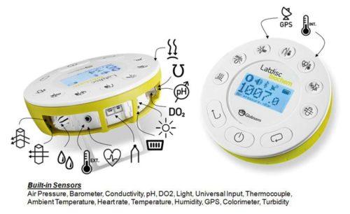 labdisc biochem sensors