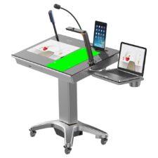 hovercam pilot digital lectern presentation system