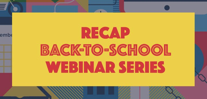 explore inquiry in the recap back-to-school webinar series