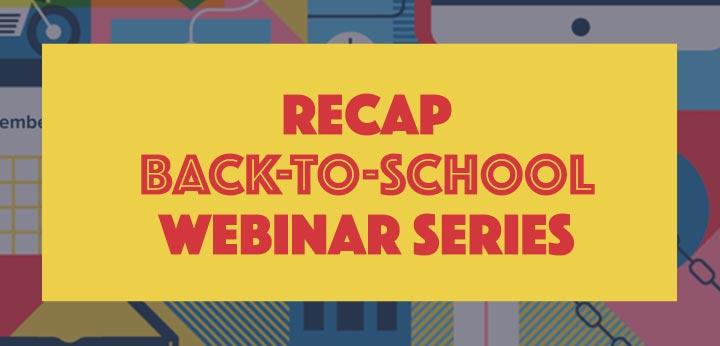 explore inquiry in the recap back-to-school webinar series