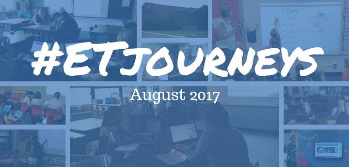 august #ETjourneys across kansas and nebraska
