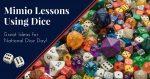 Mimio Lessons Using Dice