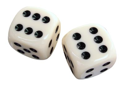 Mimio Lessons with Dice
