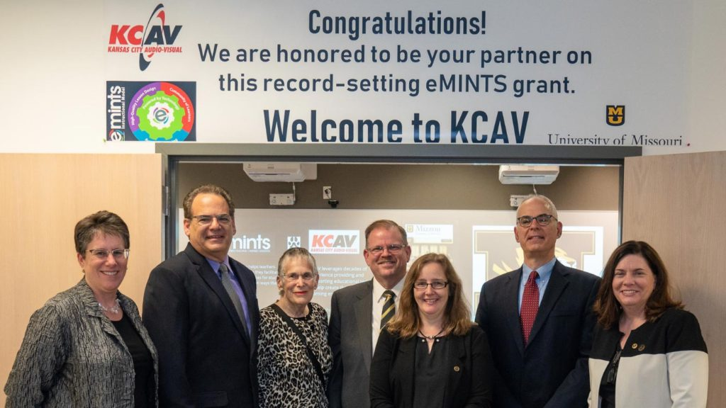 KCAV partners with eMINTS